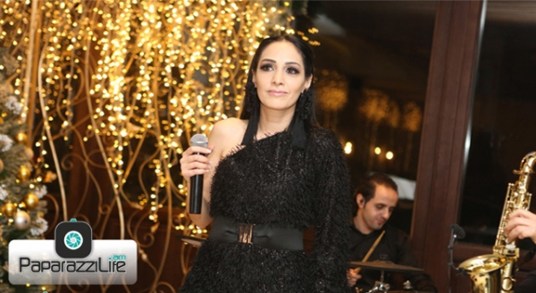 Zara Markosyan and The Lightning Band at Mayrig